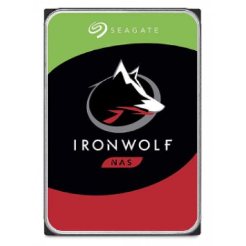 DD INTERNO SEAGATE IRONWOLF 3.5 6TB SATA3 6GB/S 5400RPM 256MB 24X7 HOT-PLUG P/NAS 1-8 BAHIAS