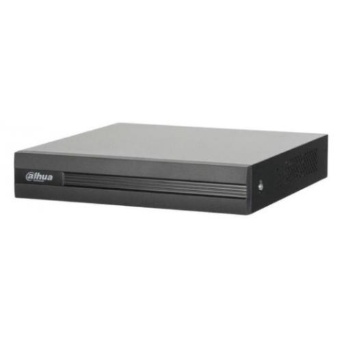 DVR DAHUA COOPER XVR1B08 / 8 CANALES PENTAHIBRIDO 1080P LITE/ 720P / H265+/ 2 CH IP ADICIONALES 8+2/ 1 SATA HASTA 6TB/ P2P/ SMART AUDIO HDCVI