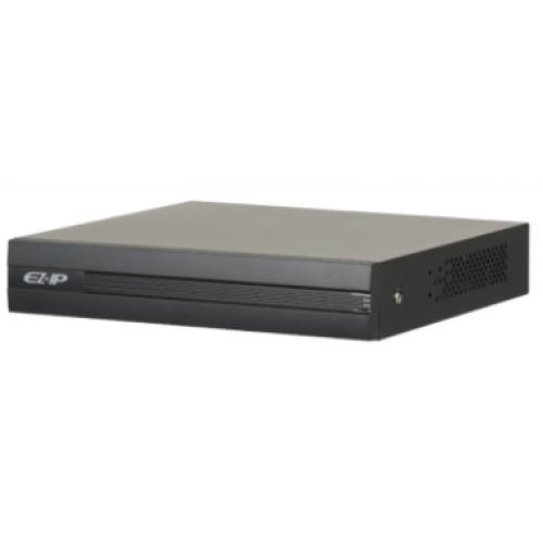 NVR DAHUA 4 CANALES IP / H265 / H264 / 4 PUERTOS POE / RENDIMIENTO 40 MBPS / HDMI / VGA / PUERTO SATA 4TB / SOPORTA CAMARAS DE HASTA 6 MP / PROMOTCD