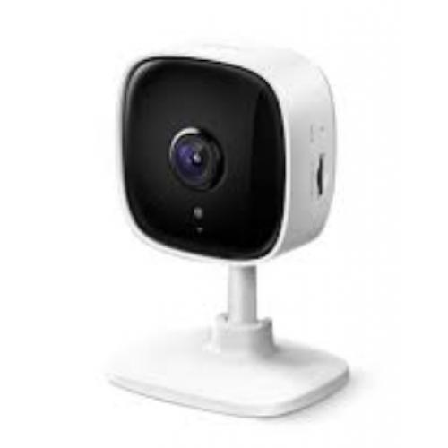 CAMARA IP TP-LINK TAPO C100 INALAMBRICA CAMARA VIGILANCIA WIFI 1080P FULL HD VISION NOCTURNA Y DETECCION DE MOVIMIENTO AUDIO DE 2 VIAS Y RANURA TARJETA MICRO SD