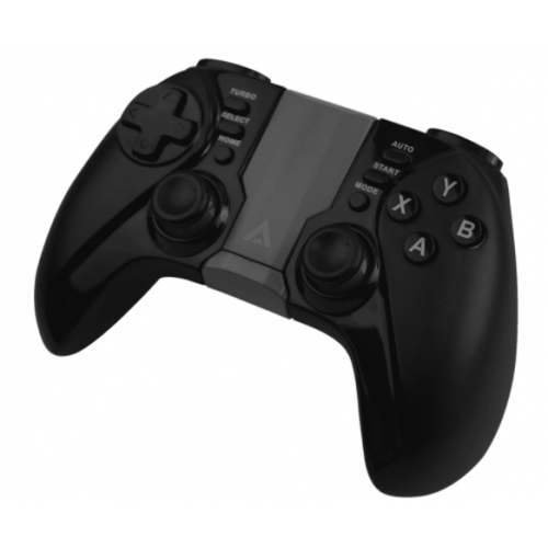 CONTROL GAMING ACTECK-X /BLUETOOTH/18 BOTONES/WINDOWS/IOS/ANDROID/N-SWITCH/VIBRACION/COLOR NEGRO G200/AC-929837
