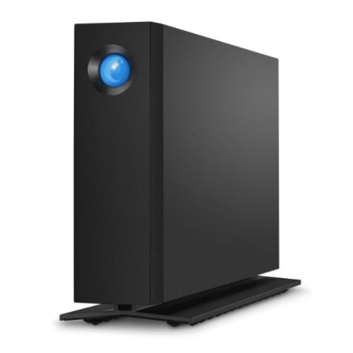 DD EXTERNO LACIE D2 PROFESSIONAL 8TB 3.5 USB 3.1 TIPO-C/USB 3.0 NEGRO/WIN/MAC/ADAPT DE ALIMENTACION