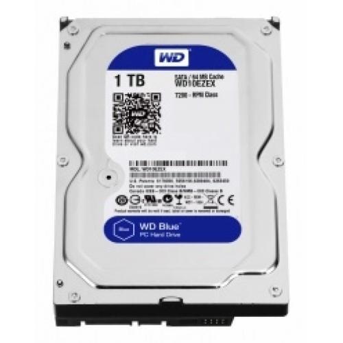 DD INTERNO WD BLUE 3.5 1TB SATA3 6GB S 64MB 7200RPM P/PC COMP BASICO