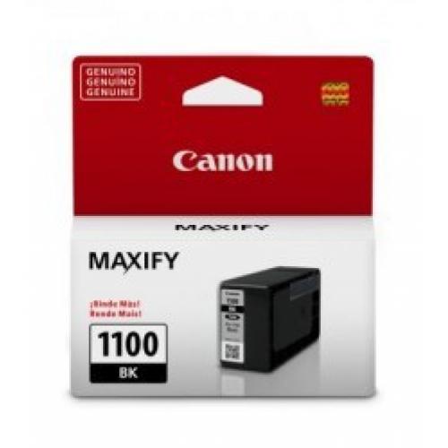 CARTUCHO DE TINTA CANON PGI-1100 NEGRO P/MAXIFY MB2010 RENDIMIENTO 400 PAGINAS