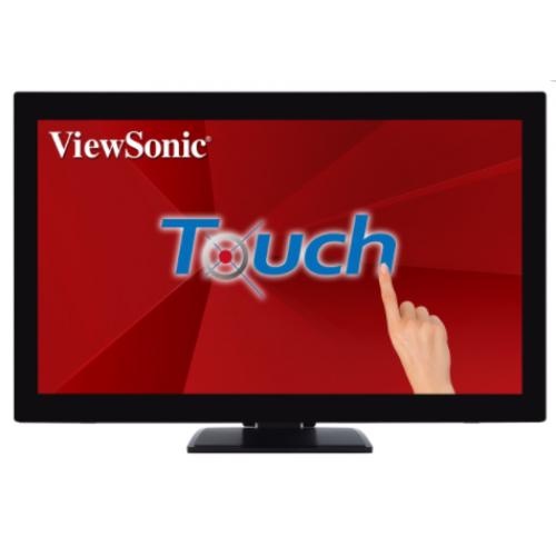 MONITOR LED VIEWSONIC 27 TOUCH WIDESCREEN FULL HD 1920 X 1080 TD2760 NEGRO VGA HDMI DISPLAY PORT USB