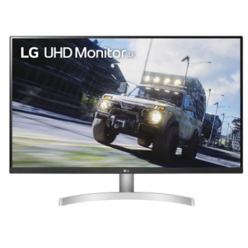 MONITOR LED LG 32UN500 31.5 4K 3840X2160 ASPECTO 16:9 60HZ TR 4MS PANEL VA HDMI(2) DISPLAYPORT(1) BOCINA5W(2) AUX HDR10 CALIBRACION COLOR AMD FREESYNC BLACK STABILIZER DYNAMIC ACTION SYNC NEGRO
