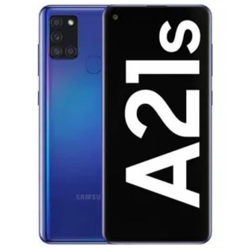 SAMSUNG GALAXY A21S 64 GB AZUL
