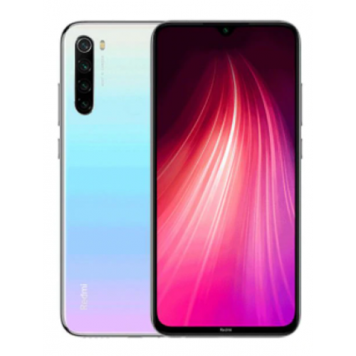 XIAOMI NOTE 8 64GB BLANCO