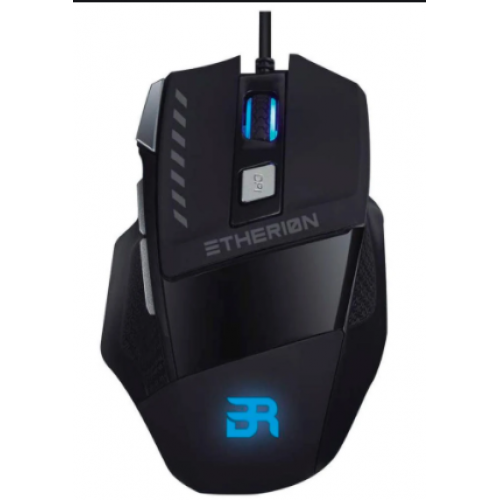 MOUSE GAMING USB BALAM RUSH ACTECK LED 7 COLORES 3500 DPI 6 BOTONES+SCROLL ETHERION COLOR NEGRO BR-929714