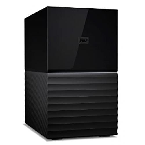 DD EXT ESCRITORIO 16TB WD MY BOOK DUO 3.5/USB3.0/USB 3.1 GEN/RAID/COPIA LOCAL-DROPBOX-SISTEMA/ENCRIPTACION/WIN/RAID 0-1