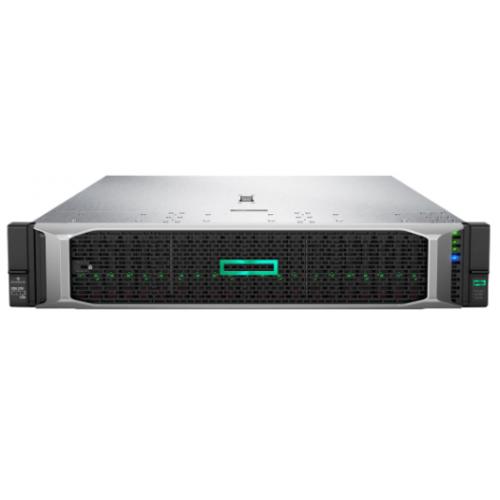 SERVIDOR HPE PROLIANT DL380 GEN10 INTEL XEON SILVER-4214R 12-CORE 2.40GHZ 16.5MB 32GB 1 X 32GB PC4-2933Y RDIMM 8 X HOT PLUG 2.5IN SMALL FORM FACTOR SMART ARRAY P408I-A SR NC NO OPTICAL 800W 3Y NBD