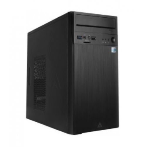 GABINETE ACTECK INTEGRA TRUDE / MICRO ATX / ITX 500W 1XUSB 3.0 GI-003/ NEGRO / AC-922746