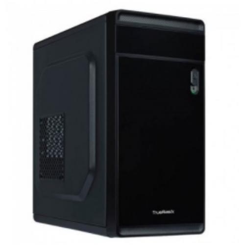 GABINETE DELTA ACTECK-E/MEDIA TORRE/ MICRO ATX/MINI ITX/FUENTE DE 500W/PUERTOS USB 2.0/ USB 3.0/ COLOR NEGRO/AC-929028