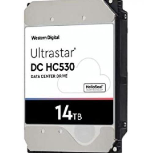 DD INTERNO WD ULTRA STAR 3.5 14TB 512E SATA3 6GB/S 512MB 7200RPM 24X7 DVR/NVR/SERVER/DATACENTER