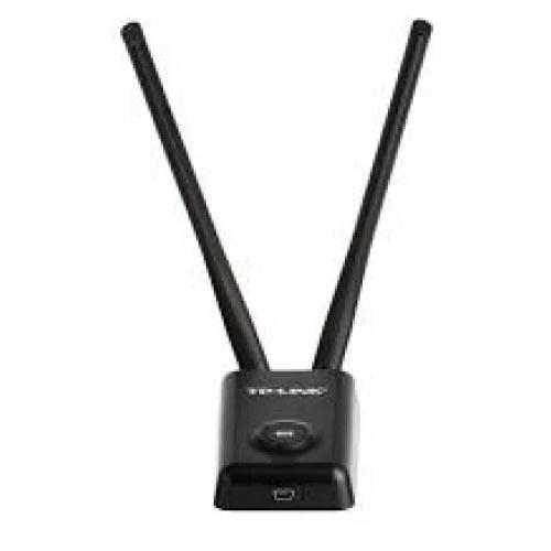 TARJETA DE RED USB TP-LINK TL-WN8200ND 300MBPS 802.11N/G/B 2 ANTENAS DESMONTABLES 5DBI HASTA 2W