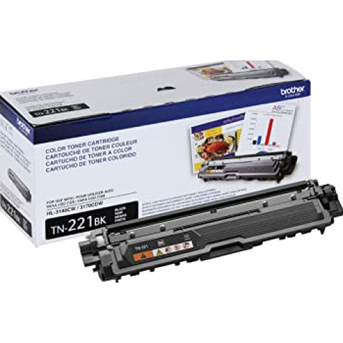 TONER BROTHER NEGRO TN221BK / 2200 PAGINAS