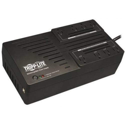 NO BREAK TRIPP-LITE AVR650UM 120V INTERACTIVO 8 CONTACTOS PUERTO USB Y ALARMA SILENCIADA