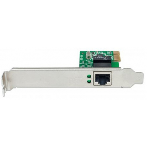 TARJETA DE RED INTELLINET PCI EXPRESS GIGABIT 10/100/1000