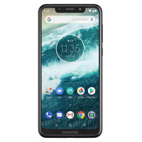 Motorola Moto One Negro 64 GB