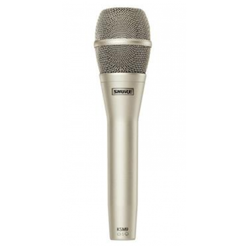 MICROFONO VOCAL SHURE KSM8/N