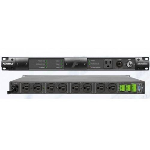 Secuenciador de Encendido Avanzado / Acondicionador 15 Amps CN-1800S