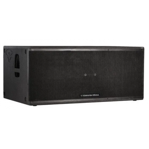 Subwoofer Profesional Activo 2 x 18″