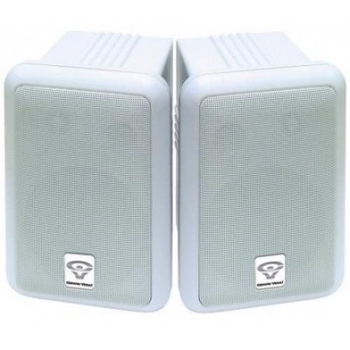 Bafles Compactos 2 v¡as con Soporte Blanco
