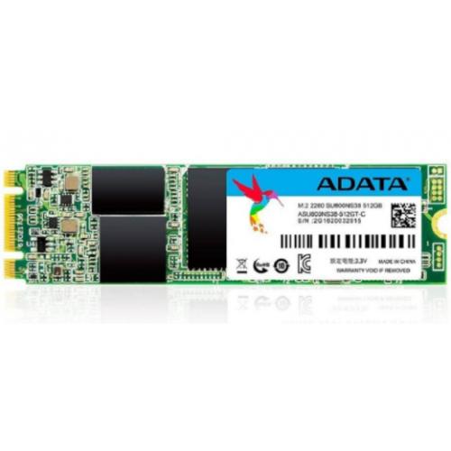 DISCO ESTADO SOLIDO SSD M.2 ADATA ULTIMATE SU800 2280 512 GB