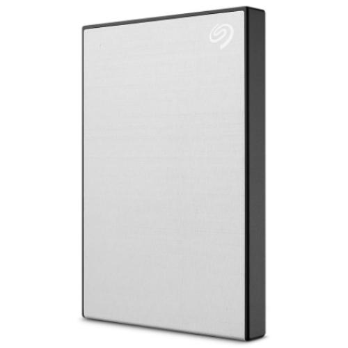 Seagate Disco Duro Externo Portatil 2TB USB 3.0 Backup Plus Slim Seagate, Compatible con USB 2.0, Compatible con Windows & Mac