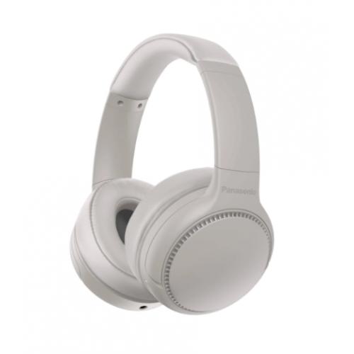 AUDIFONOS BLUETOOTH TIPO DIADEMA (ON-EAR) PANASONIC RB-M300BE-C COLOR ARENA FUNCION MANOS LIBRES/MICROFONO 36 HORAS DE REPRODUCCION CONTINUA ULTRALIVIANOS