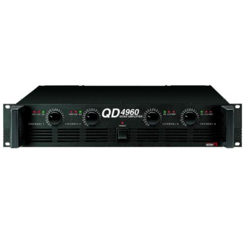 AMPLIFICADOR ESTEREO INTER-M QD-4960