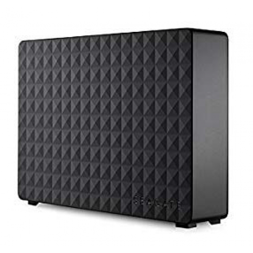 DISCO DURO EXTERNO SEAGATE STEB3000100 – 3.5″ – 3TB – USB 3.0 – PARA WINDOWS – NEGRO