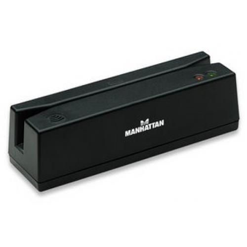 LECTOR DE TARJETAS, USB MANHATTAN 460255
