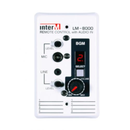 MODULO DE ENTRADA DE AUDIO INTER-M LM-8000