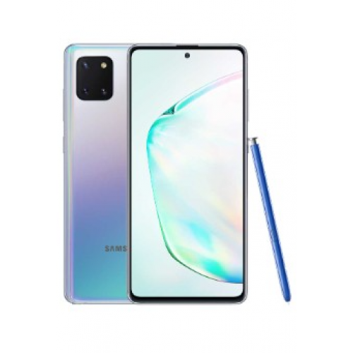 SAMSUNG GALAXY NOTE 10 LITE 128GB PLATA