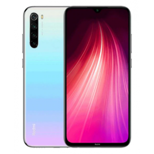 XIAOMI REDMI NOTE 8 128GB BLANCO