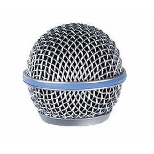Rejilla metalica de reemplazo para microfono modelo BETA 58A